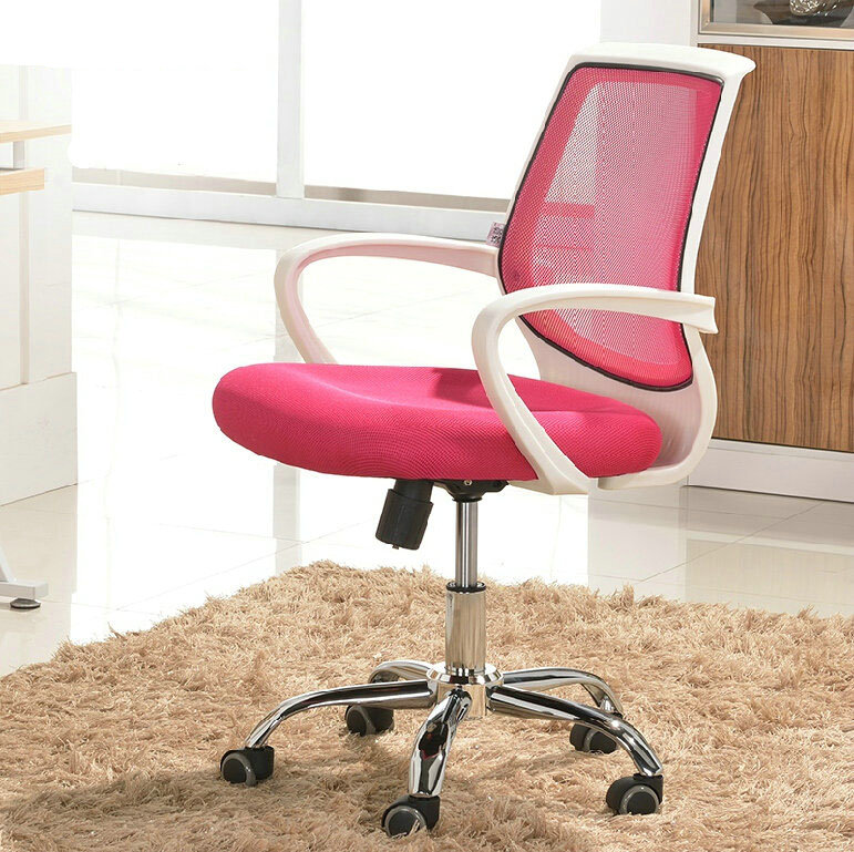 pink all mesh office chair/modern computer chair/office chairs cheap
