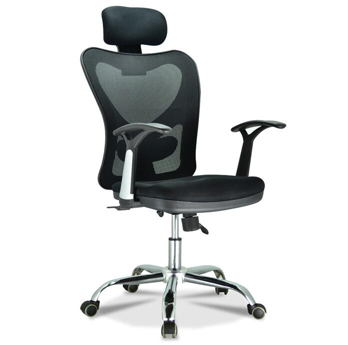 back support office chair/ergonomic desk chairs/mesh office chairs