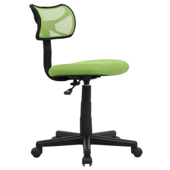 armless office chairs/office works chairs/mesh chairs/small office chairs