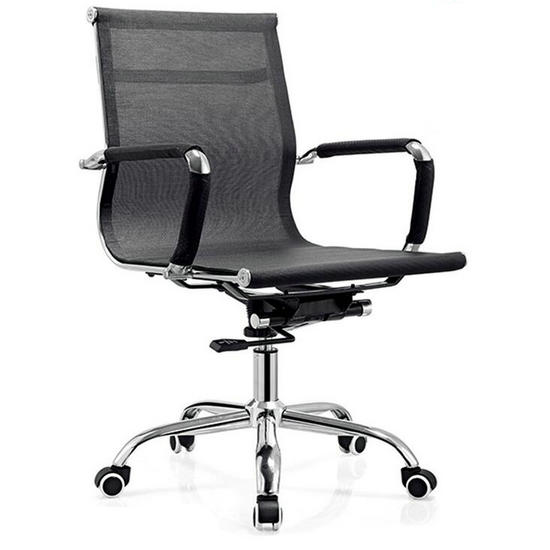 mid back office chair/cheap computer chairs/swivel office chairs  sc 1 st  China Foshan ergonomic office chair computer seating manufacturer & cheap computer chairsdiscount home office furniture / cheap ...