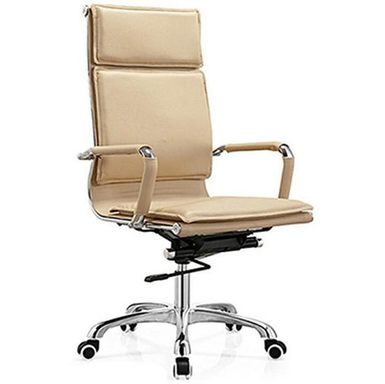 high back leather office chair/leather executive office chair/best office chair for back