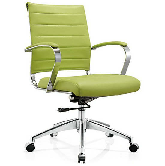 Ergonomic leather executive swivel cheap low back office Chair,computer office chairs