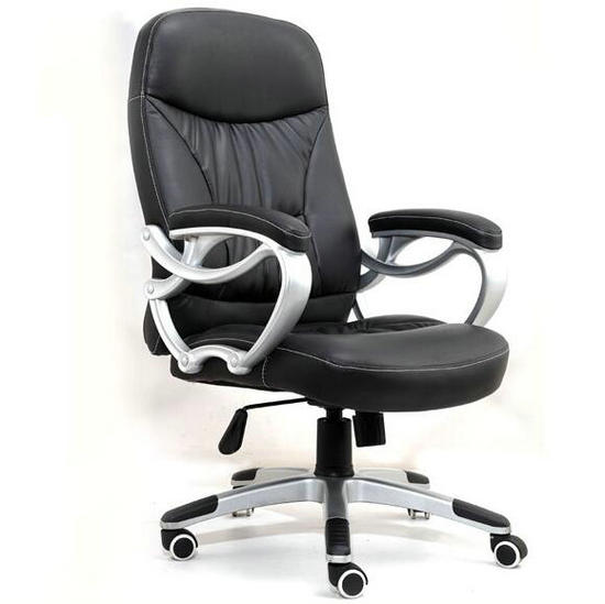 black leather office chair,executive leather office chair,ergonomic seating