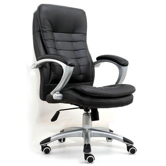 black leather executive office computer chair,leather office chairs cheap