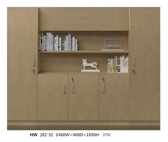 modern wooden file cabinets / wood filing cabinets / office storage furniture