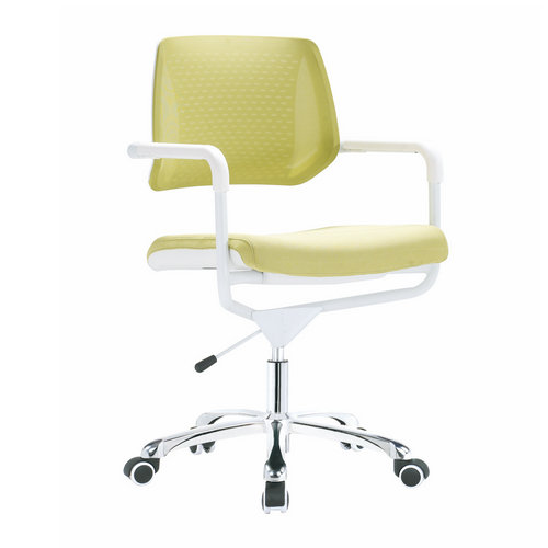 New Green Modern Ergonomic Mesh Low Back Computer Desk Office Chair