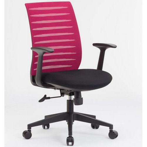 Swivel quality-assured best price mesh computer office chair / plastic mesh arm chair