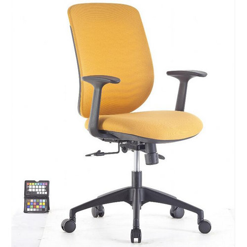 modern plastic frame fabric swivel office chair / best price computer chair