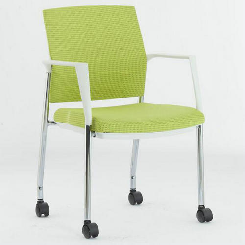 Best ergonomic conference meeting room chairs / training chairs with wheels