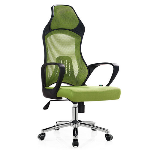 2016 hot sell comfortable high back racing office gaming chair with headrest and waist pillow