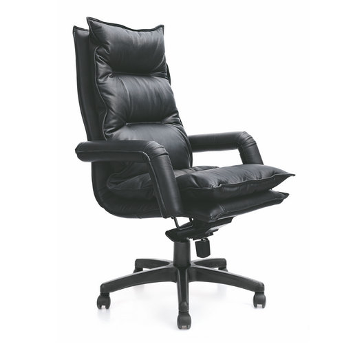 comfortable ergonomic computer chair black leather office chair and fashion boss swivel chairs