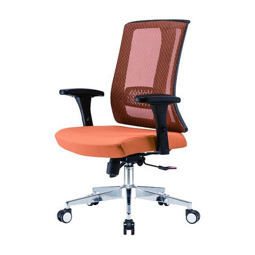 High Quality Mesh Swivel Office Visitor Chairs / Lift Mesh Ergonomic Computer Chair With Low Price
