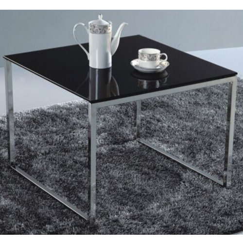 Triumph China stainless steel coffee table / top quality small metal table / Minimal Art design end t