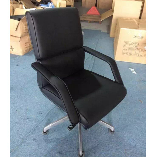Cheap Italian Style Chair Leather Executive Office Chair High Quality Office Working Computer Chair B