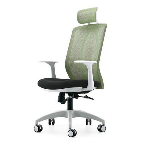 Modern Ergonomic High Back Office Chair Mesh Executive Manage Room Chair With Headrest and Adjustable