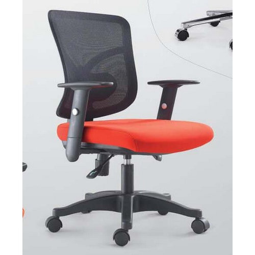 Multi-purpose Student Home Computer Chairs / Modern Fabric Swivel Office Computer Chair