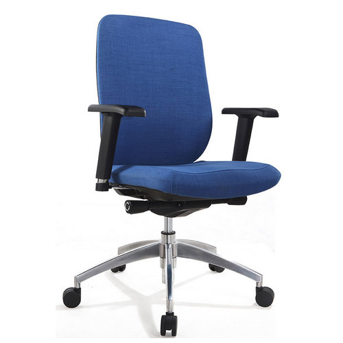 The best selling ergonomic mesh office chair visitor meeting chair with casters for sale