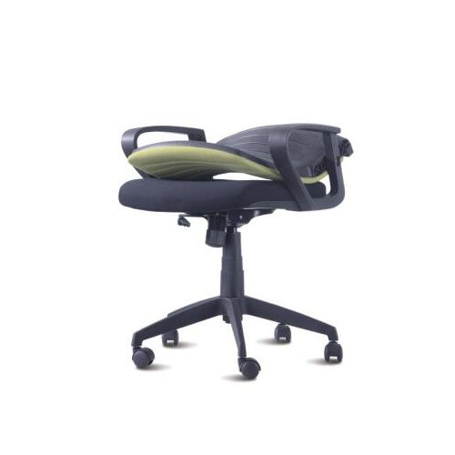 Hot sale boardroom furniture conference chair office visitor reception chairs with folded back