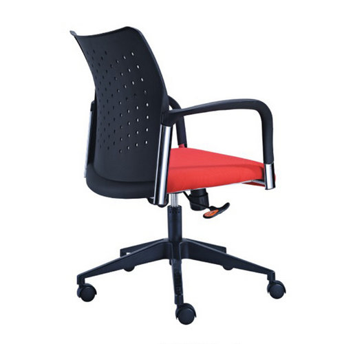 comfortable low back low price red office meeting room chair staff computer chairs