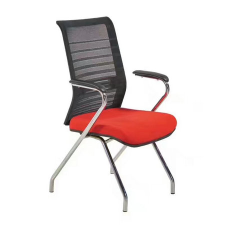 High Quality Mesh Back Office Reception Conference Cantilever Visitor Chair in Alibaba