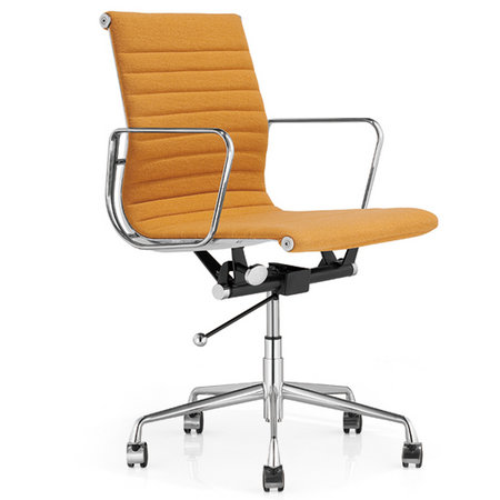 Discounted modern fabric luxury Eames metal staff task office computer chair drafting seats