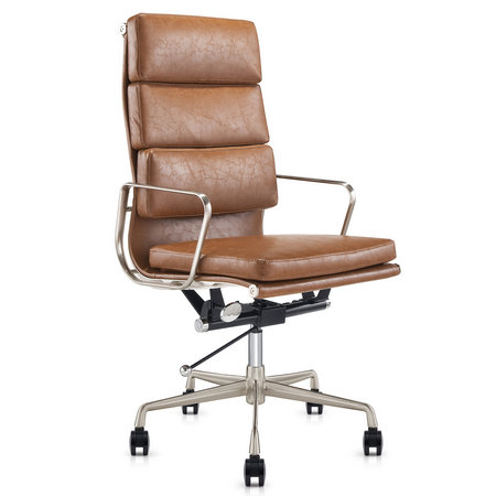 Foshan furniture wholesale Eames office chair high back executive soft pad seats