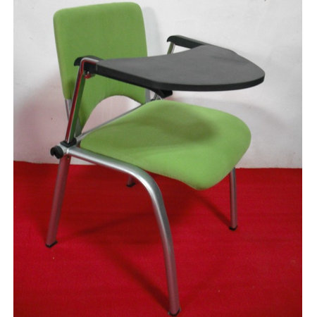 CIFF Modern Portable Simple Office Training Chair Staff Conference Meeting Chair With Writing Board made in China