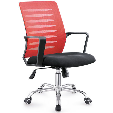 Manual work best office chair under 200 fashionable fabric popular office staff computer chair