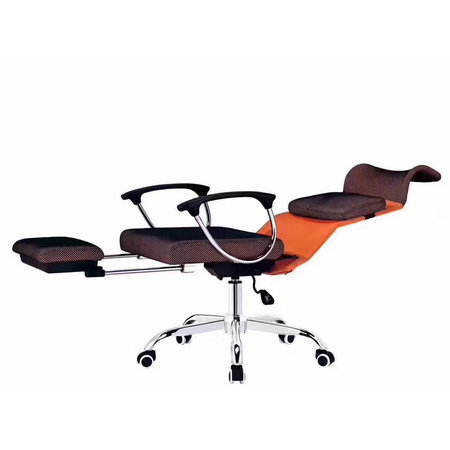 Best High Back mesh Seat Office Chairs Soft Seat Ergonomic Modern Office Swivel Chair with Footrest