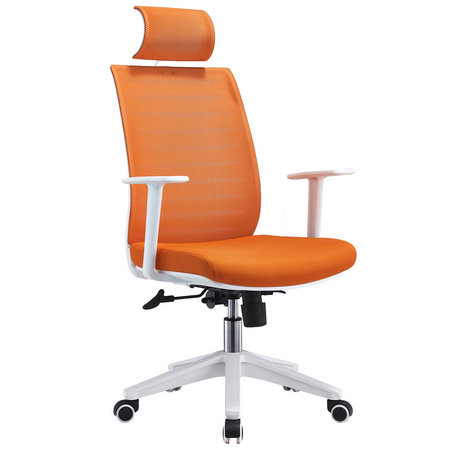 Foshan factory ergonomic high back mesh revolving office chair executive seats with headrest
