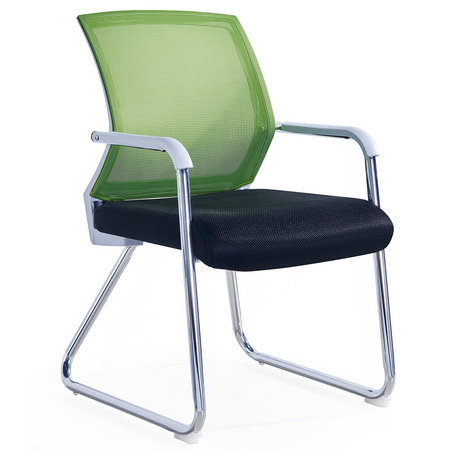 China Furniture Metal Mesh Armchair Office Staff Meeting Conference Chair with Low Price