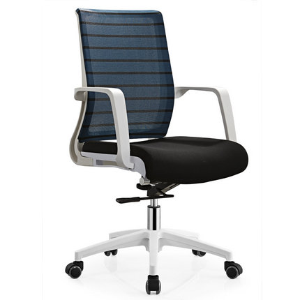 Shenzhen High quality armrest lifting swivel office chair made in China office staff computer seats