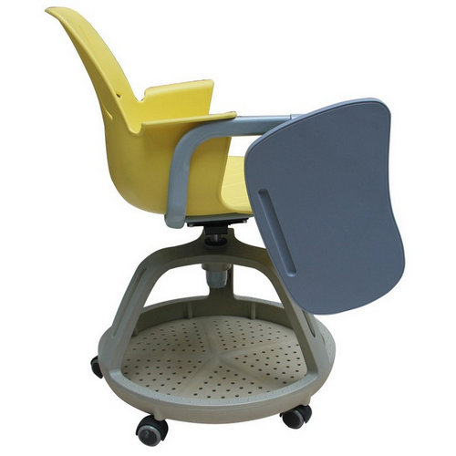 Chair Writing Pad Plastic Classroom Student Tablet Chair