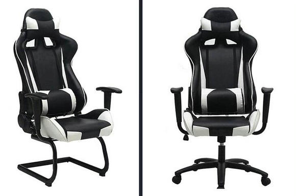 Fantastic Gaming Racing Office Chair Pu Leather Office Chair High Machost Co Dining Chair Design Ideas Machostcouk